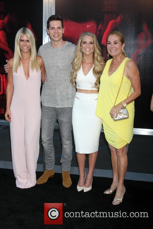Lauren Scruggs, Jason Kennedy, Cassidy Gifford and Kathie Lee Gifford 7