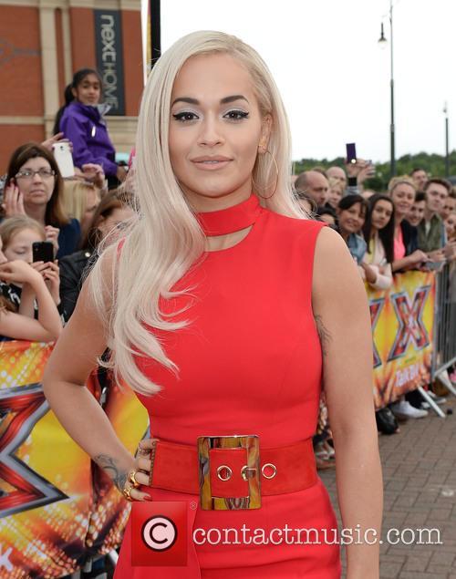 'X-factor' Judge Rita Ora Named Honorary Ambassador Of Kosovo
