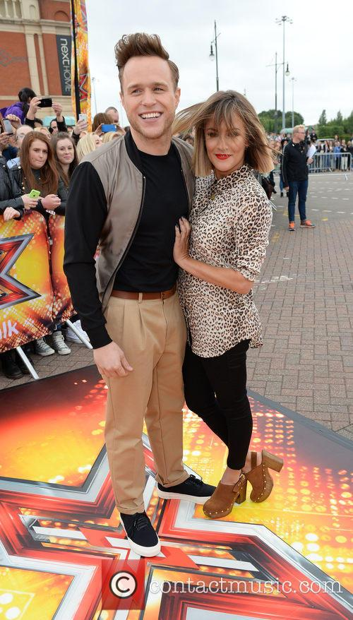 Olly Murs and Caroline Flack 7