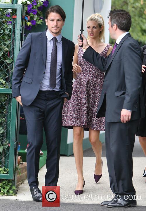 Josh Hartnett and Tamsine Egerton 2