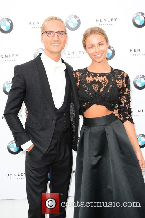Ollie Proudlock and Emma Louise Connolly 1