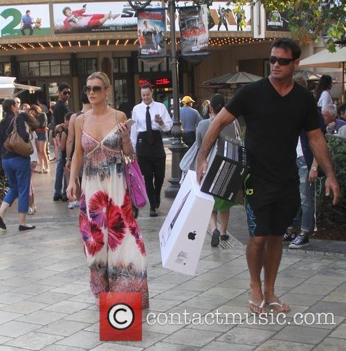 Joanna Krupa and Romain Zago 2