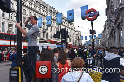 London Underground Tube Strike and Oxford Circus 6