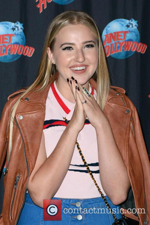 Veronica Dunne at Planet Hollywood Times Square