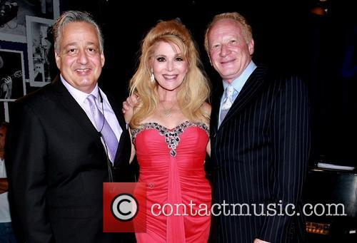 Chilly Willie Scoppettone, Audrey Landers and Don Most 2