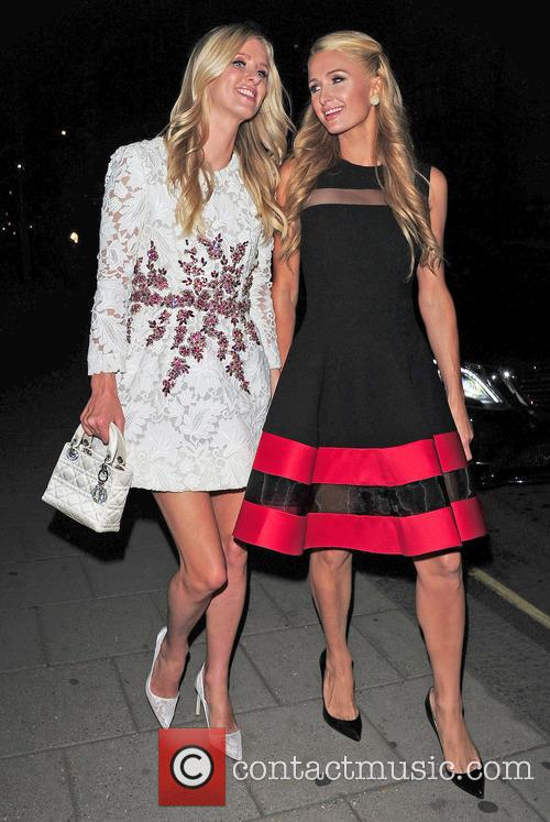 Nicky Hilton and Paris Hilton 6