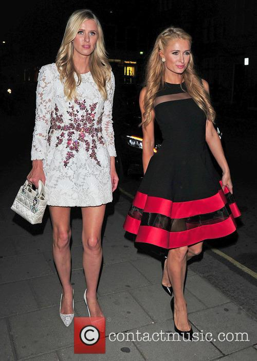 Nicky Hilton and Paris Hilton 7