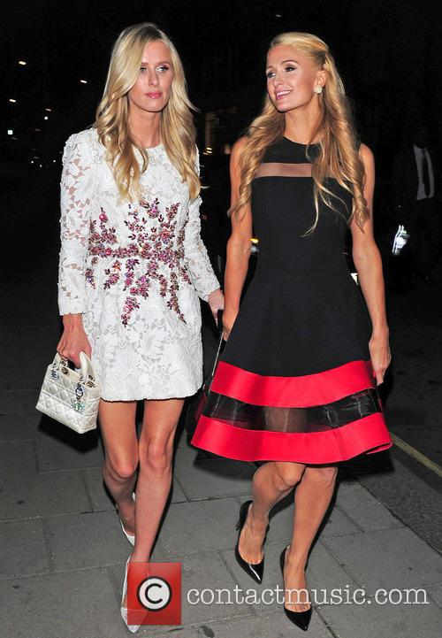 Nicky Hilton and Paris Hilton 8