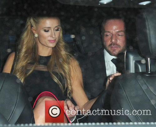 Paris Hilton and Thomas Gross 5