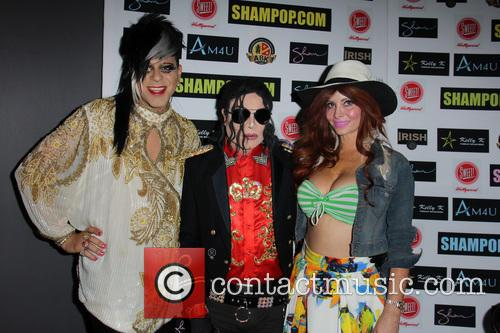 Sham Ibrahim, Michael Jackson Impersonator and Phoebe Price 3
