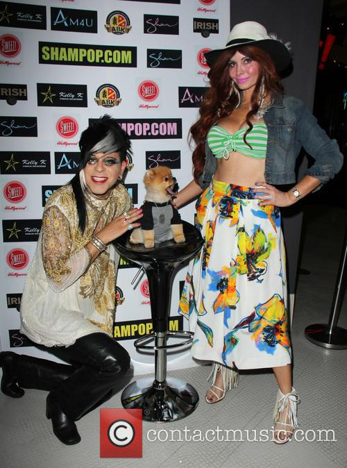 Sham Ibrahim, Jiff and Phoebe Price 4