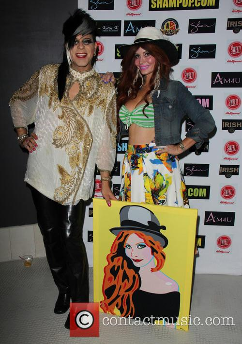 Sham Ibrahim and Phoebe Price 5