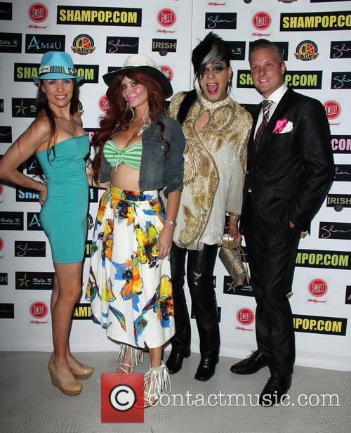 Alicia Arden, Phoebe Price, Sham Ibrahim and Oliver Prinz Von Anhalt 5