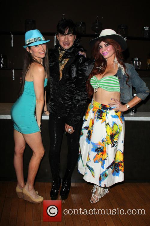 Alicia Arden, Bobby Trendy and Phoebe Price 7