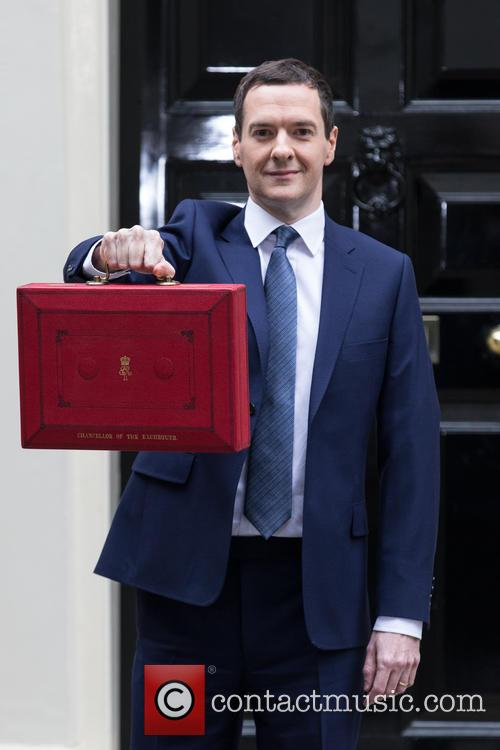Chancellor George Osbourne Mp 2