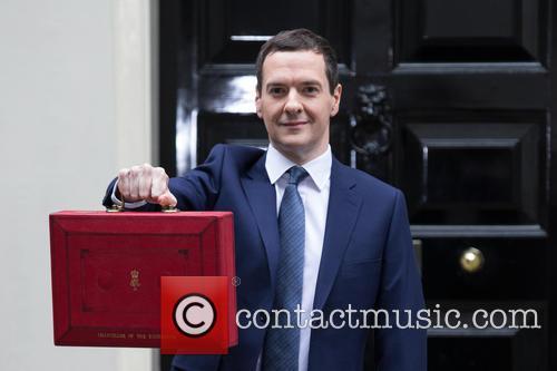 Chancellor George Osbourne Mp 1