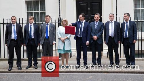 Chancellor George Osbourne Mp 7