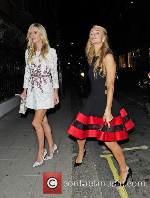 Paris Hilton and Nicky Hilton 10
