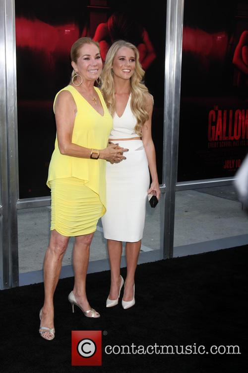 Cassidy Gifford and Kathie Lee Gifford 2