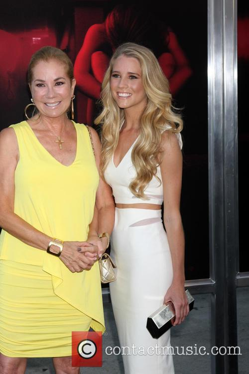 Cassidy Gifford and Kathie Lee Gifford 5