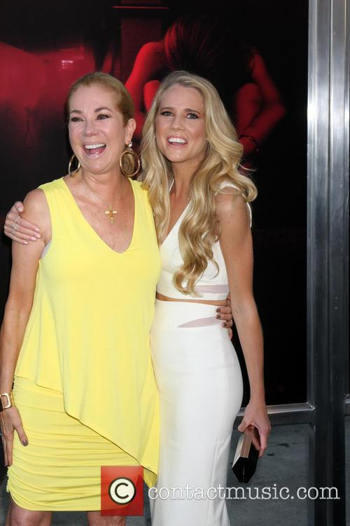 Cassidy Gifford and Kathie Lee Gifford 6