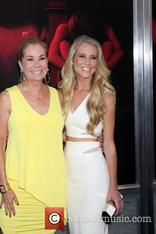 Cassidy Gifford and Kathie Lee Gifford 7