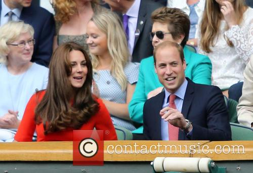 Prince William, Duke Of Cambridge, Catherine, Duchess Of Cambridge and Kate Middleton 1