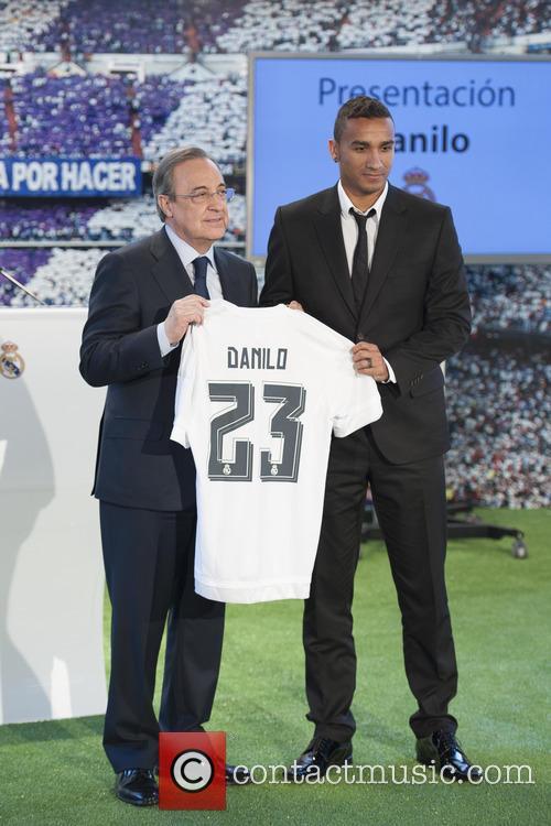 Real Madrid and Danilo Luiz Da Silva 5