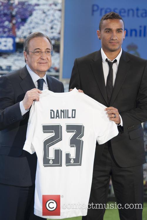 Real Madrid and Danilo Luiz Da Silva 6