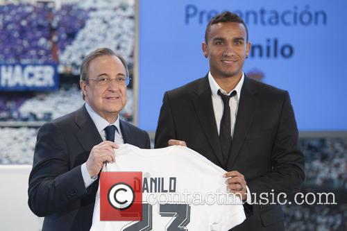 Real Madrid and Danilo Luiz Da Silva 7