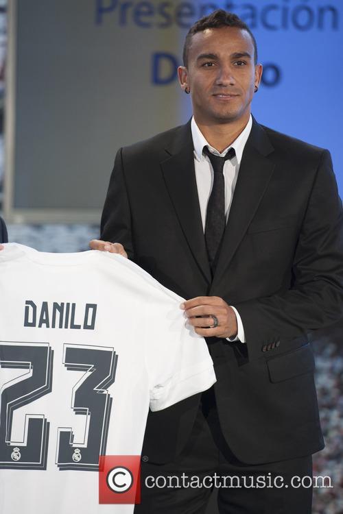 Real Madrid and Danilo Luiz Da Silva 8