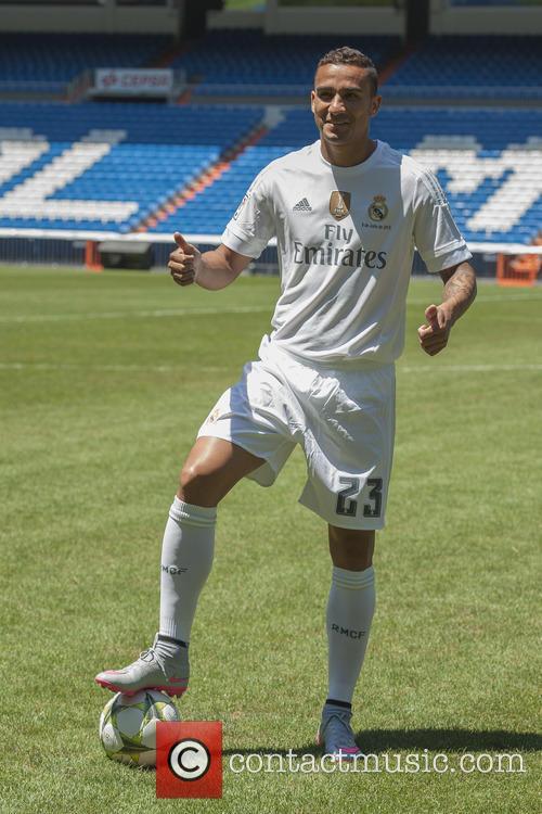 Real Madrid and Danilo Luiz Da Silva 9