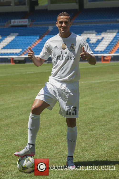 Real Madrid and Danilo Luiz Da Silva 10