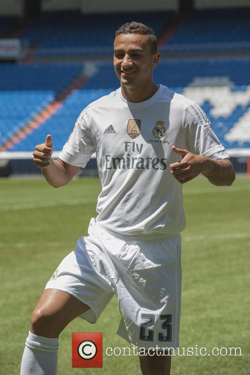 Real Madrid and Danilo Luiz Da Silva 11