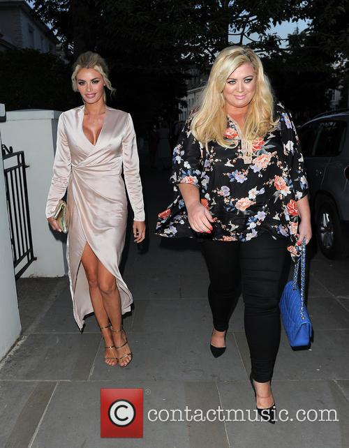 Chloe Sims and Gemma Collins 2