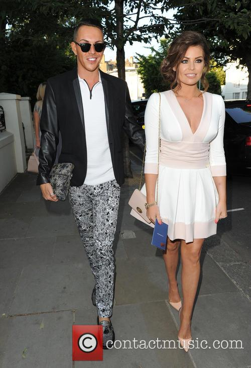 Bobby Norris and Jessica Wright 2