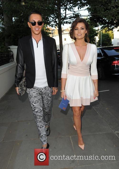 Bobby Norris and Jessica Wright 3