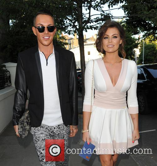 Bobby Norris and Jessica Wright 1