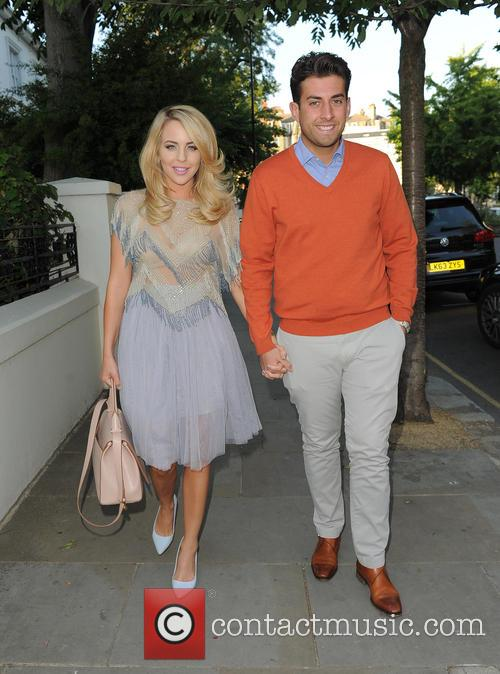 Lydia Bright and James 'arg' Argent 2