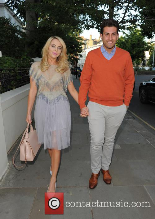 Lydia Bright and James 'arg' Argent 1