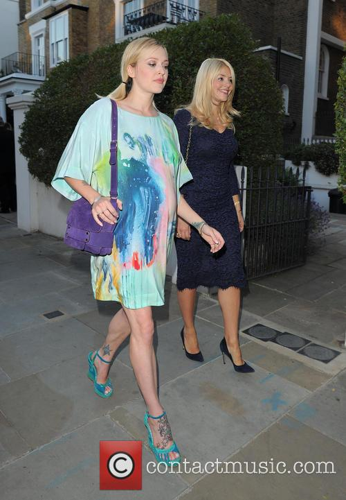 Fearne Cotton and Holly Willoughby 6