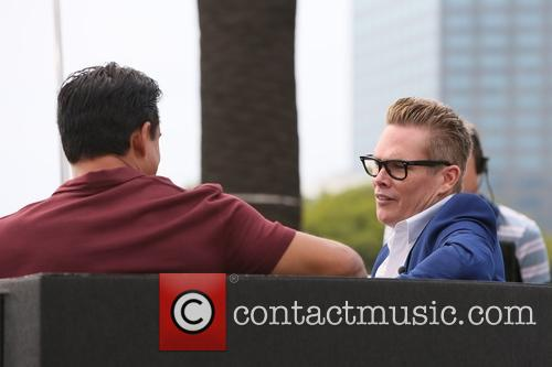 Mark Mcgrath and Mario Lopez 4