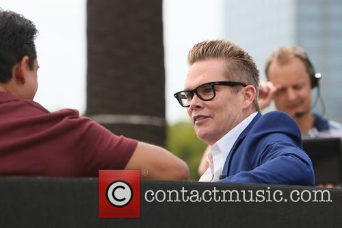 Mark Mcgrath and Mario Lopez 5