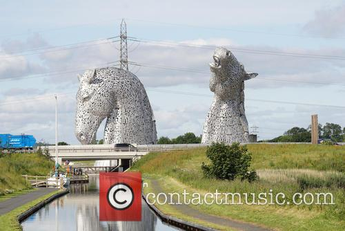 The Kelpies Sculptures 3