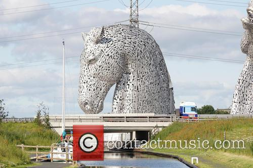 The Kelpies Sculptures 4