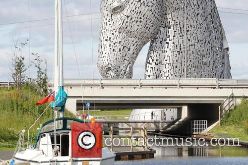 The Kelpies Sculptures 5