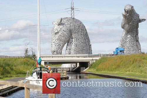 The Kelpies Sculptures 1