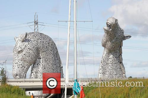 The Kelpies Sculptures 6