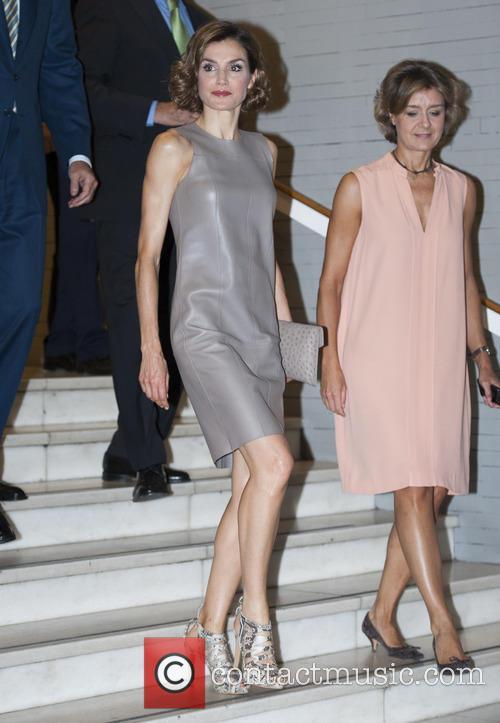 Spain's Queen Letizia 7