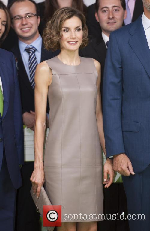Spanish Royals attend an event in Madrid